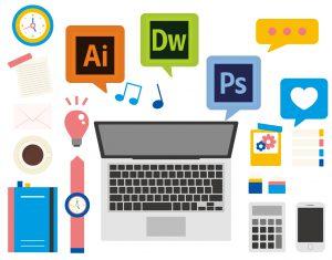 Webデザインスクールでは何を学ぶの?学ぶ前に準備しておくといいものを紹介!